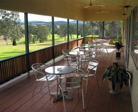 Woodenbong and District Golf Club - Accommodation Gladstone