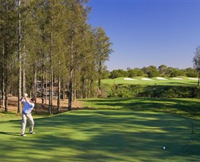 Hunter Valley Golf and Country Club - Accommodation Gladstone