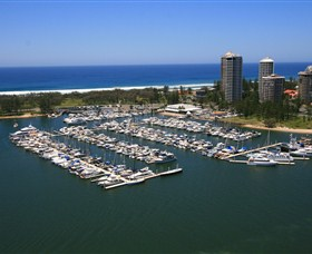 Southport Yacht Club Incorporated - Accommodation Gladstone