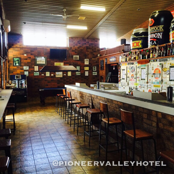 Pioneer Valley Hotel - Accommodation Gladstone