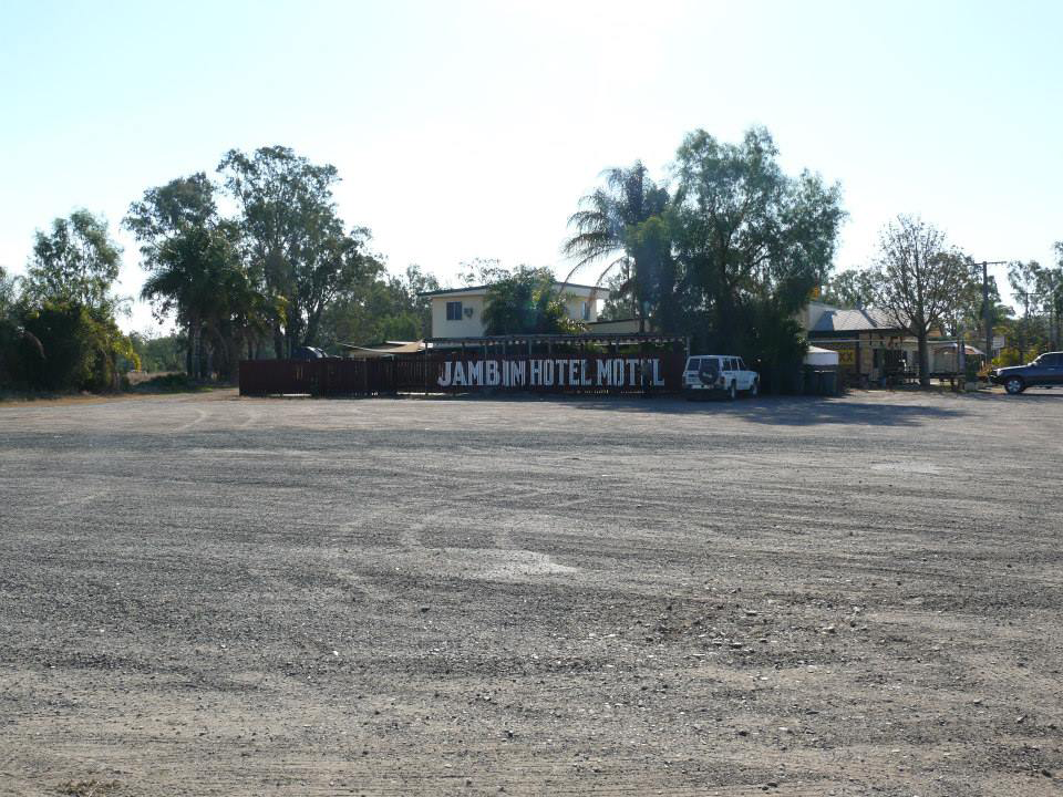 Jambin Hotel-Motel - Accommodation Gladstone