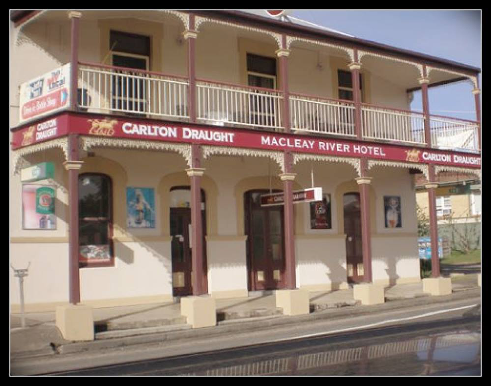 Macleay River Hotel - Accommodation Gladstone