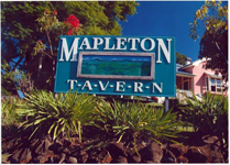 Mapleton Tavern - Accommodation Gladstone
