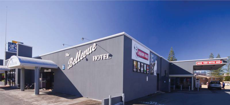 Bellevue Hotel - Accommodation Gladstone