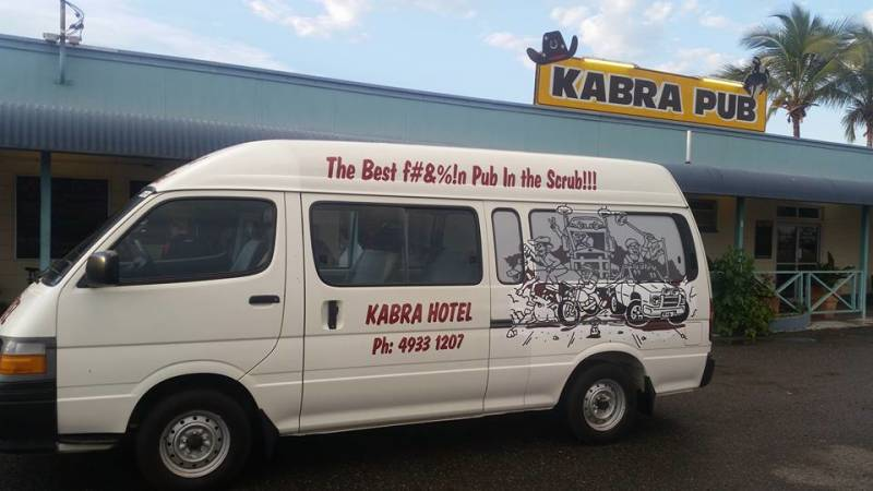 Kabra Hotel - Accommodation Gladstone