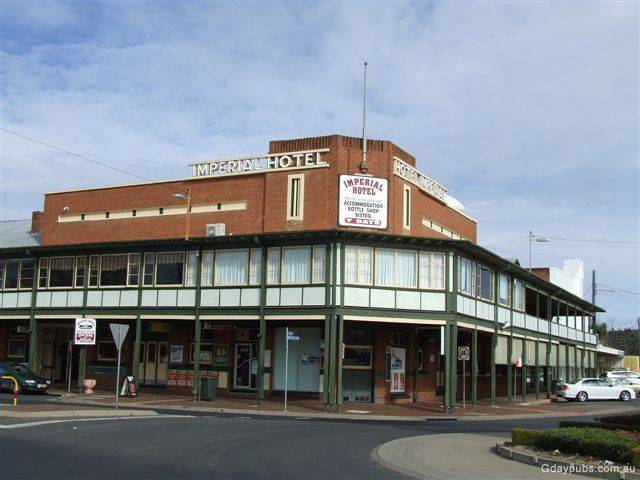 Imperial Hotel Coonabarabran - Accommodation Gladstone