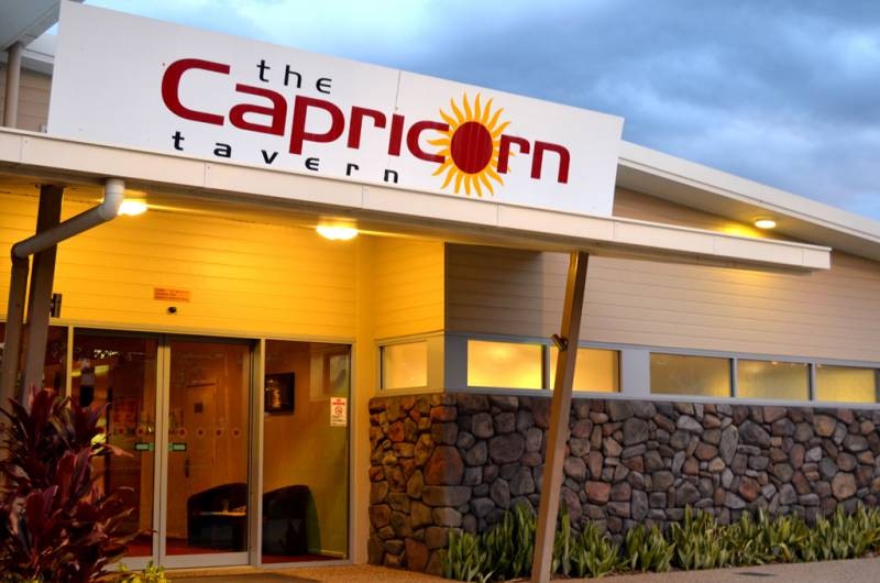 Capricorn Tavern - Accommodation Gladstone