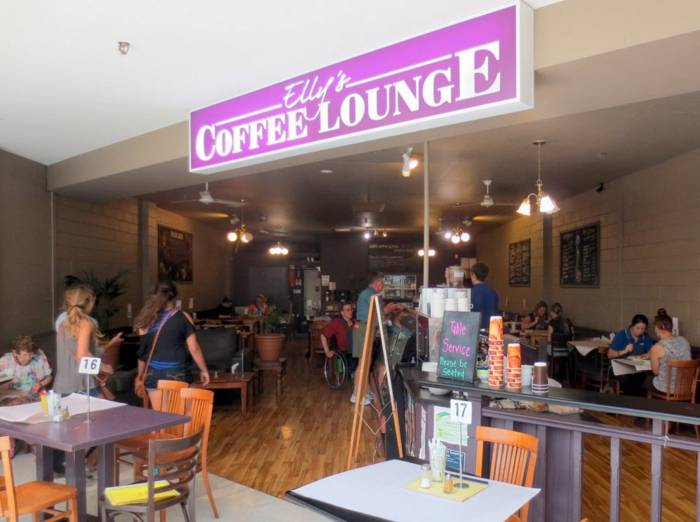 Ellys Coffee Lounge - Accommodation Gladstone