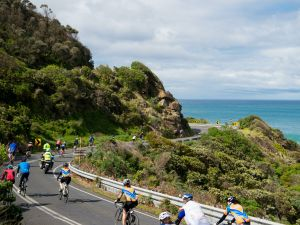 Amy's Great Ocean Road Gran Fondo - Accommodation Gladstone