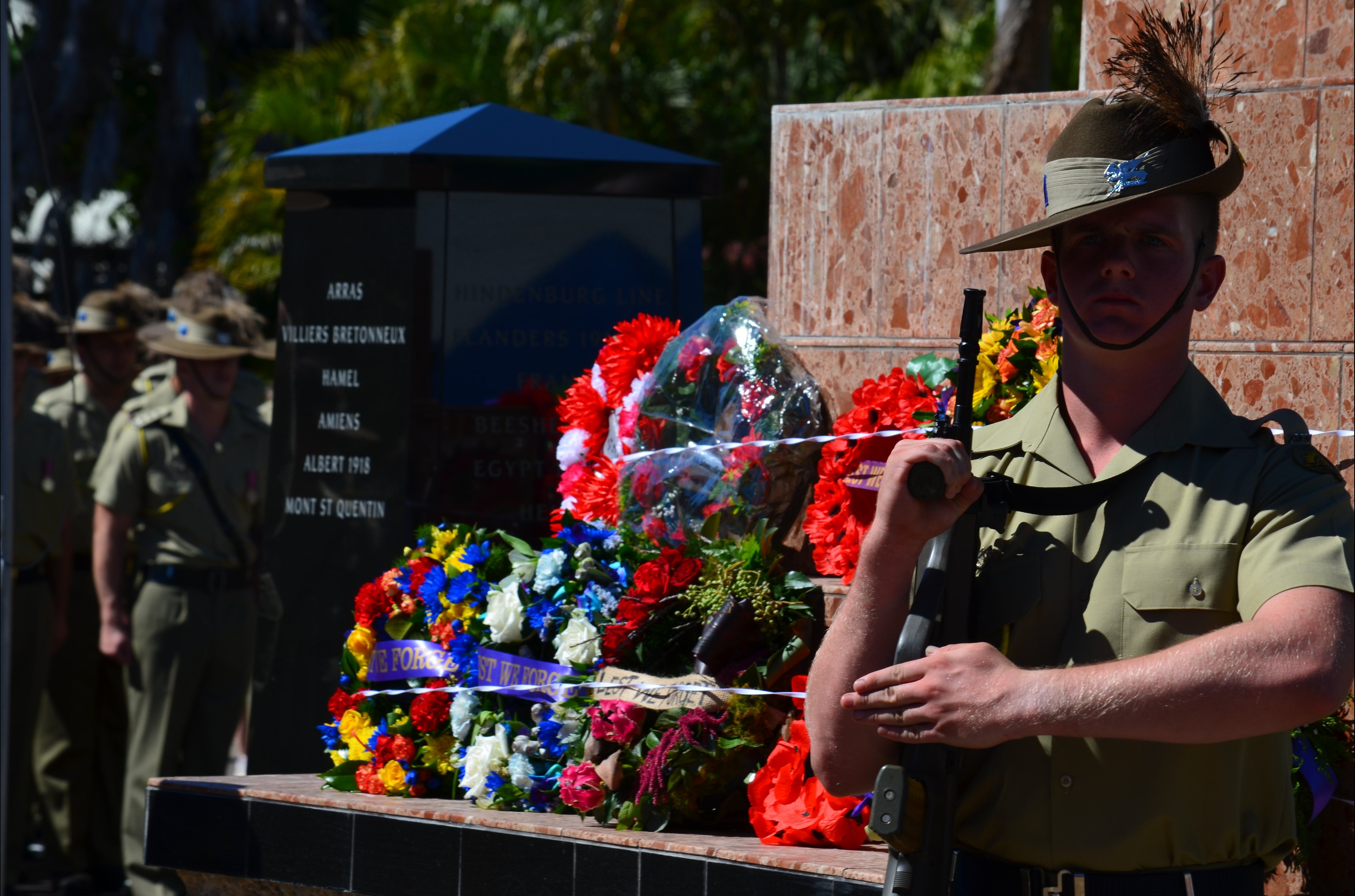 Anzac Day Charters Towers - Accommodation Gladstone