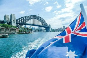 Australia Day Lunch and Dinner Cruises On Sydney Harbour with Sydney Showboats - Accommodation Gladstone