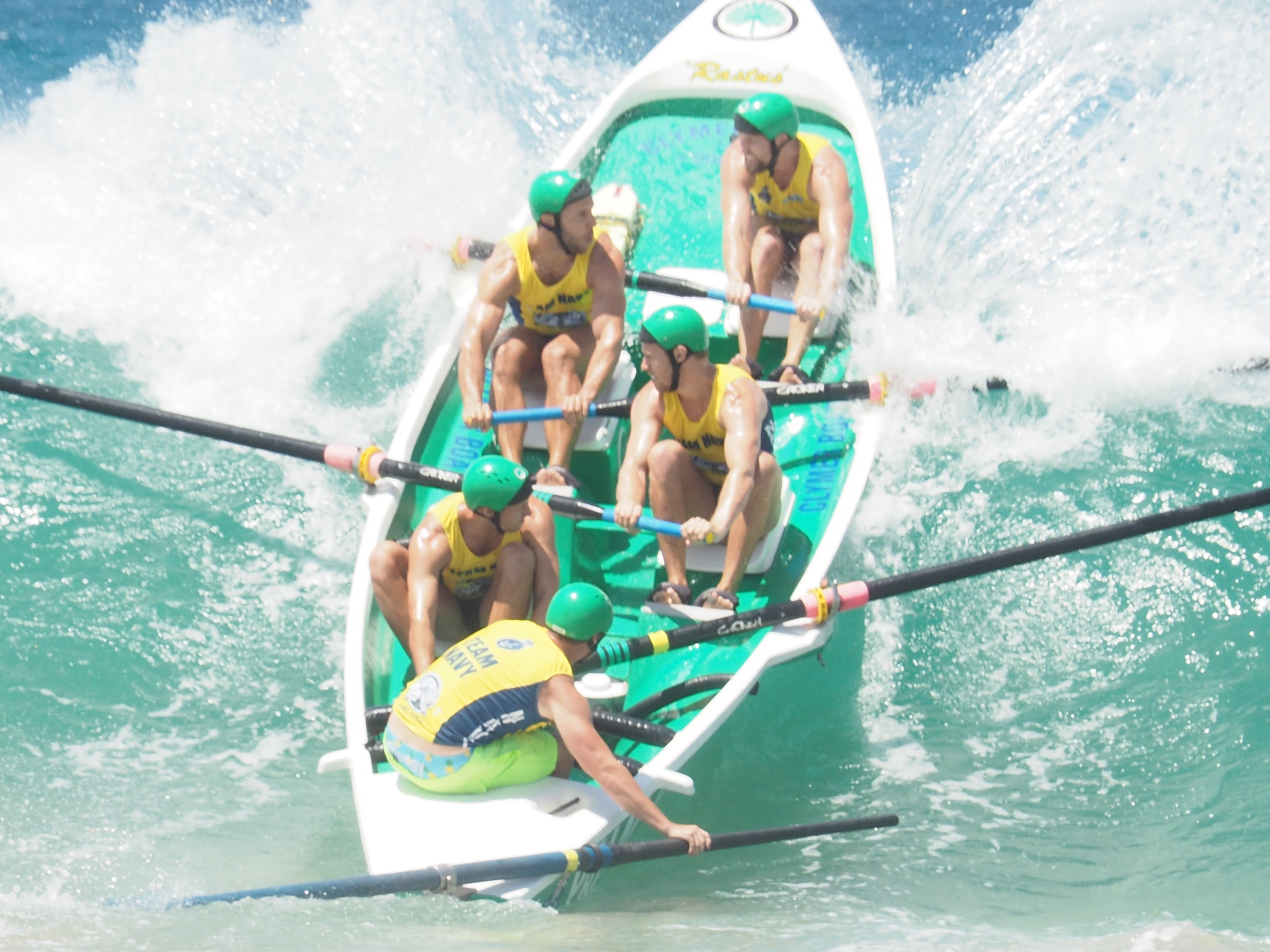 Australian Surf Rowers League Open - Accommodation Gladstone