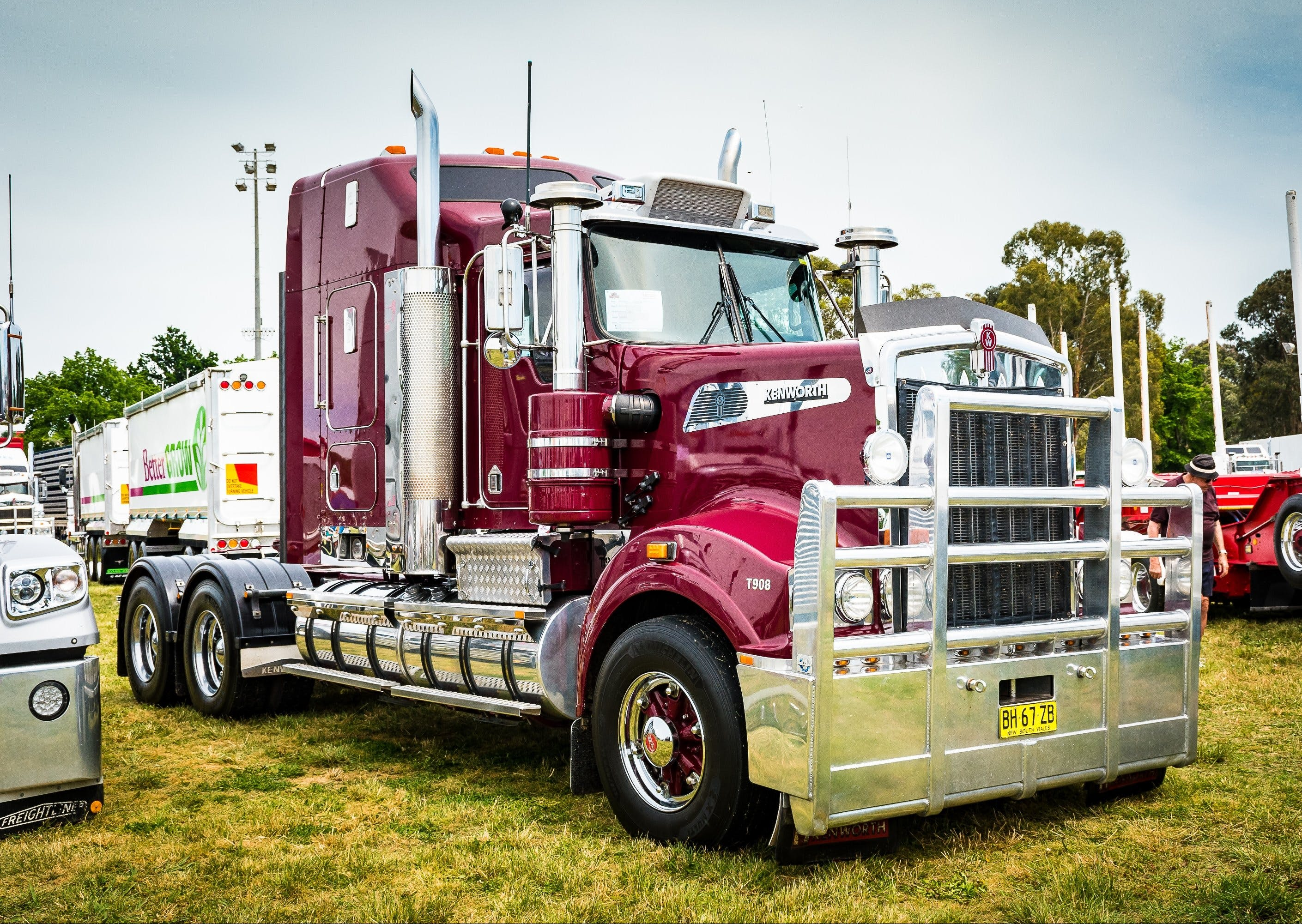 Dane Ballinger Memorial Truck Show - Accommodation Gladstone