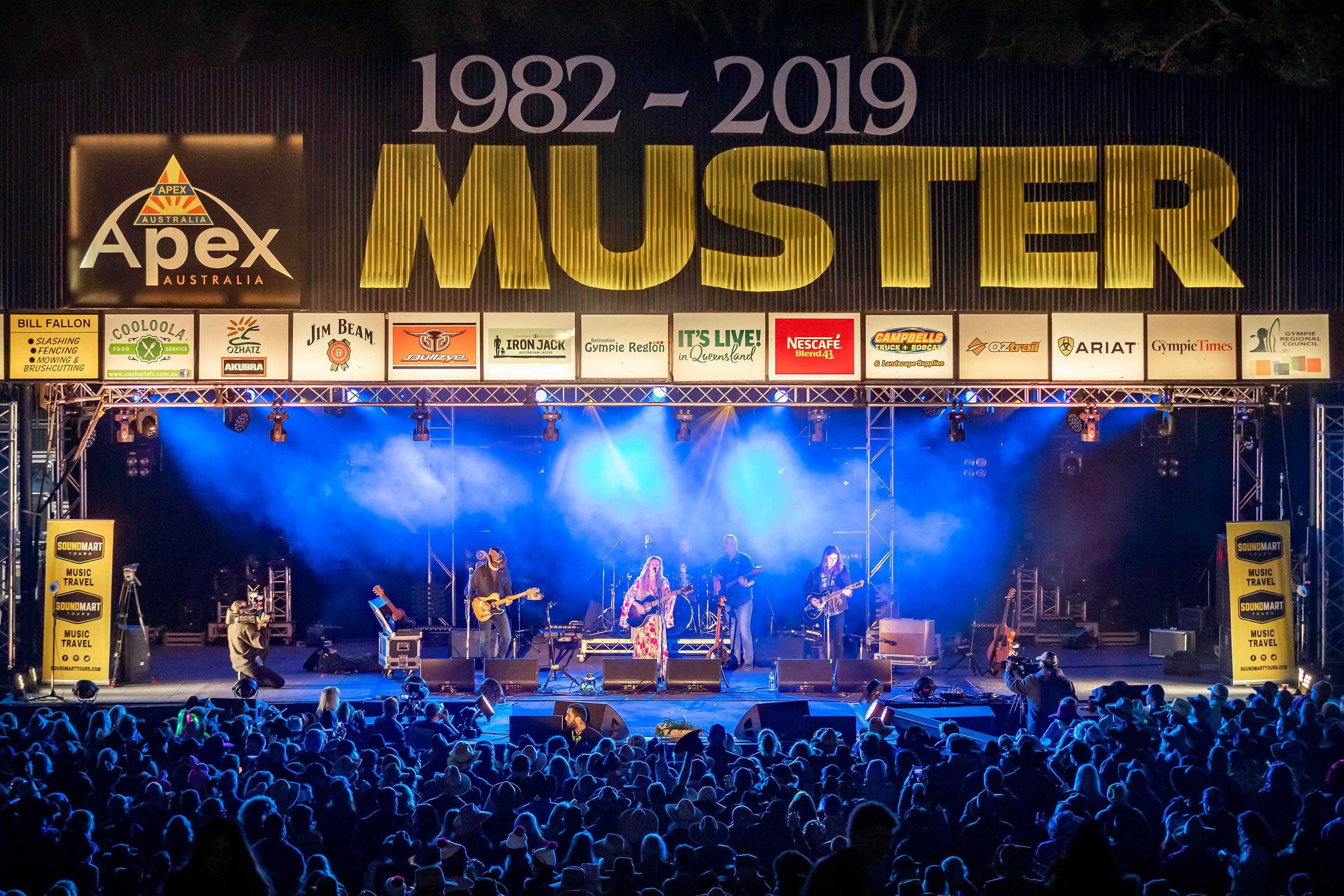 Gympie Music Muster - Accommodation Gladstone