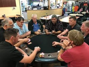 Numurkah Golf and Bowls Club - Poker Wednesday - Accommodation Gladstone