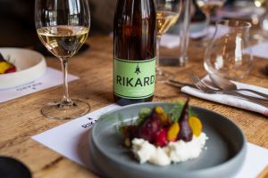 RIKARD Wines at Charred - Accommodation Gladstone