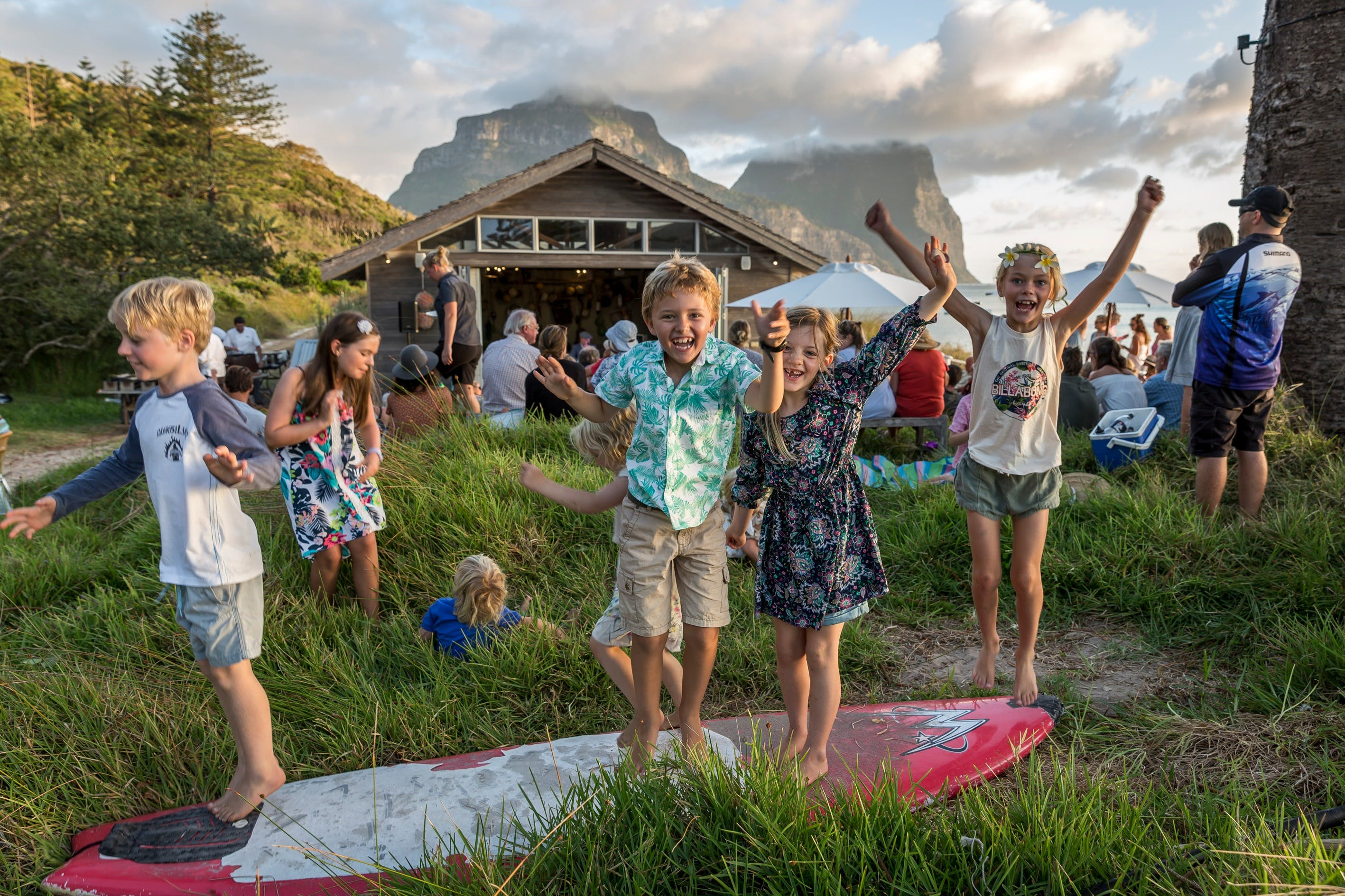 Spring Festival of Lord Howe Island - Accommodation Gladstone