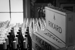 Vin Vertical - Five Years of RIKARD Pinot Noir - Accommodation Gladstone