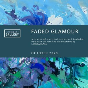 Faded Glamour - paintings by Larissa Blake - Accommodation Gladstone