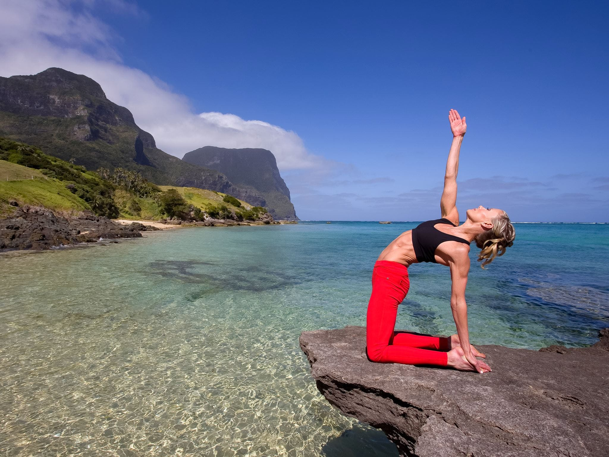Wellness Week with Charlotte Dodson at Pinetrees Lord Howe Island - Accommodation Gladstone