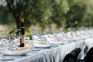 Whispering Brook Olive Long Table Luncheon - Accommodation Gladstone