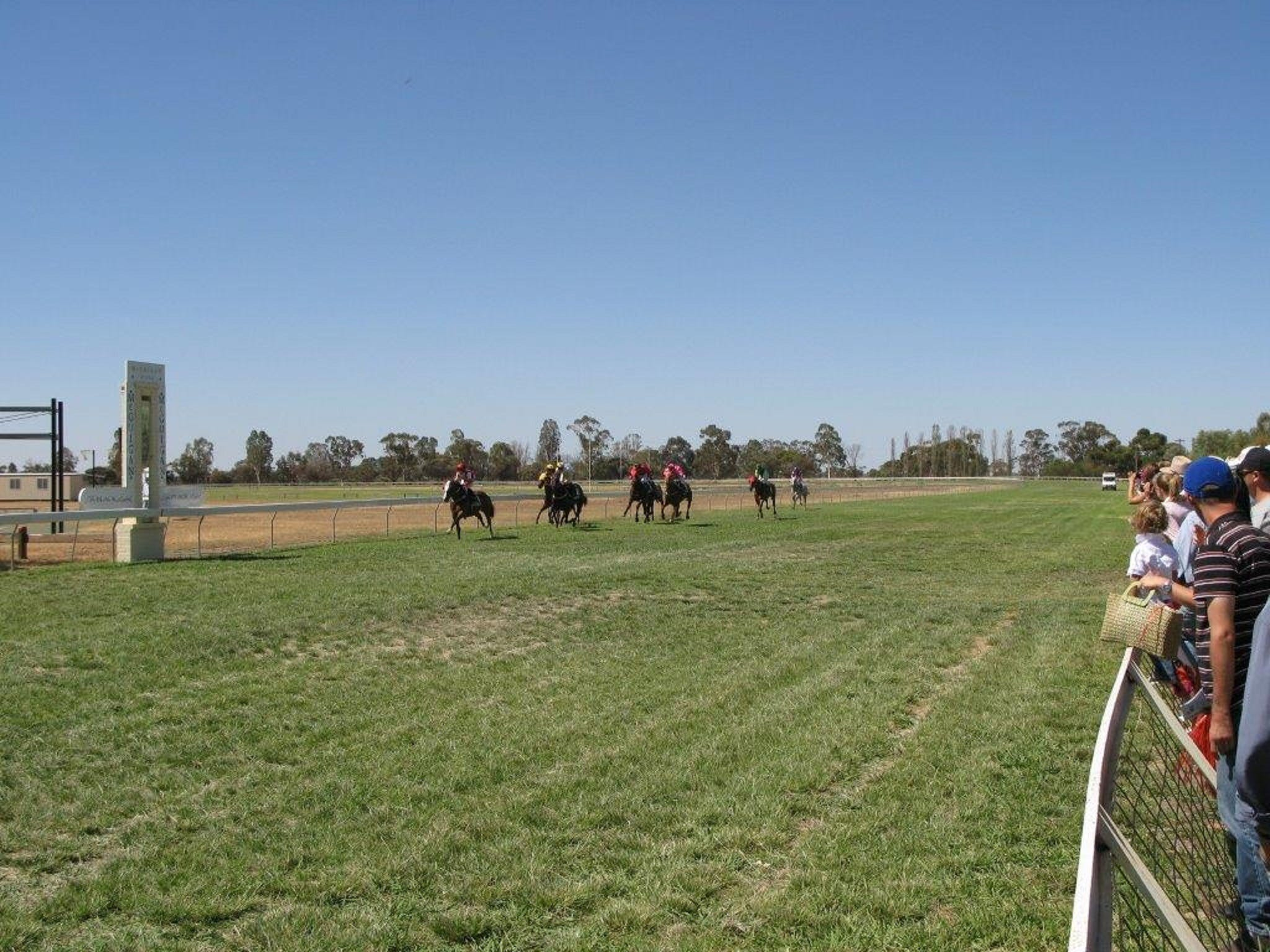 Balranald Races -Derby Day - Accommodation Gladstone