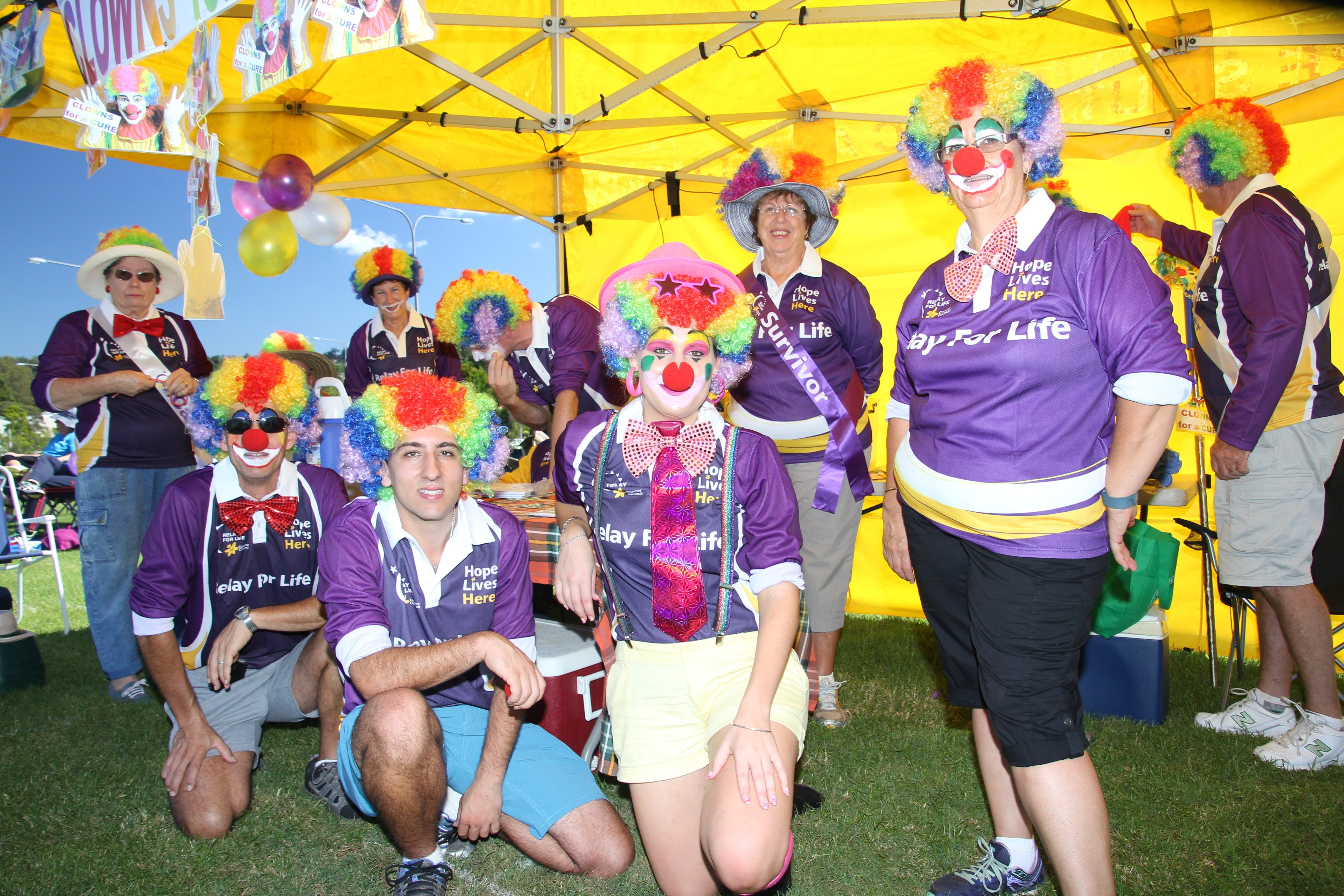Grafton Relay for Life - NSW Cancer Council - Accommodation Gladstone