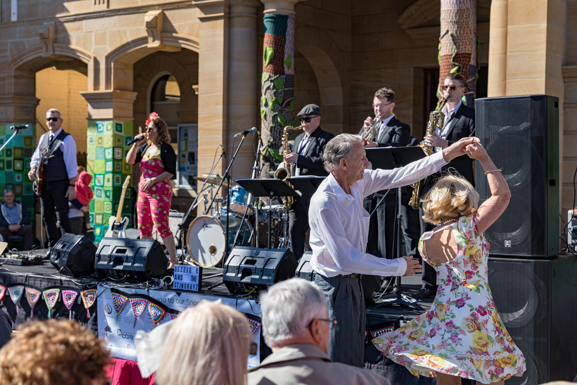 Jumpers and Jazz in July Festival - Accommodation Gladstone