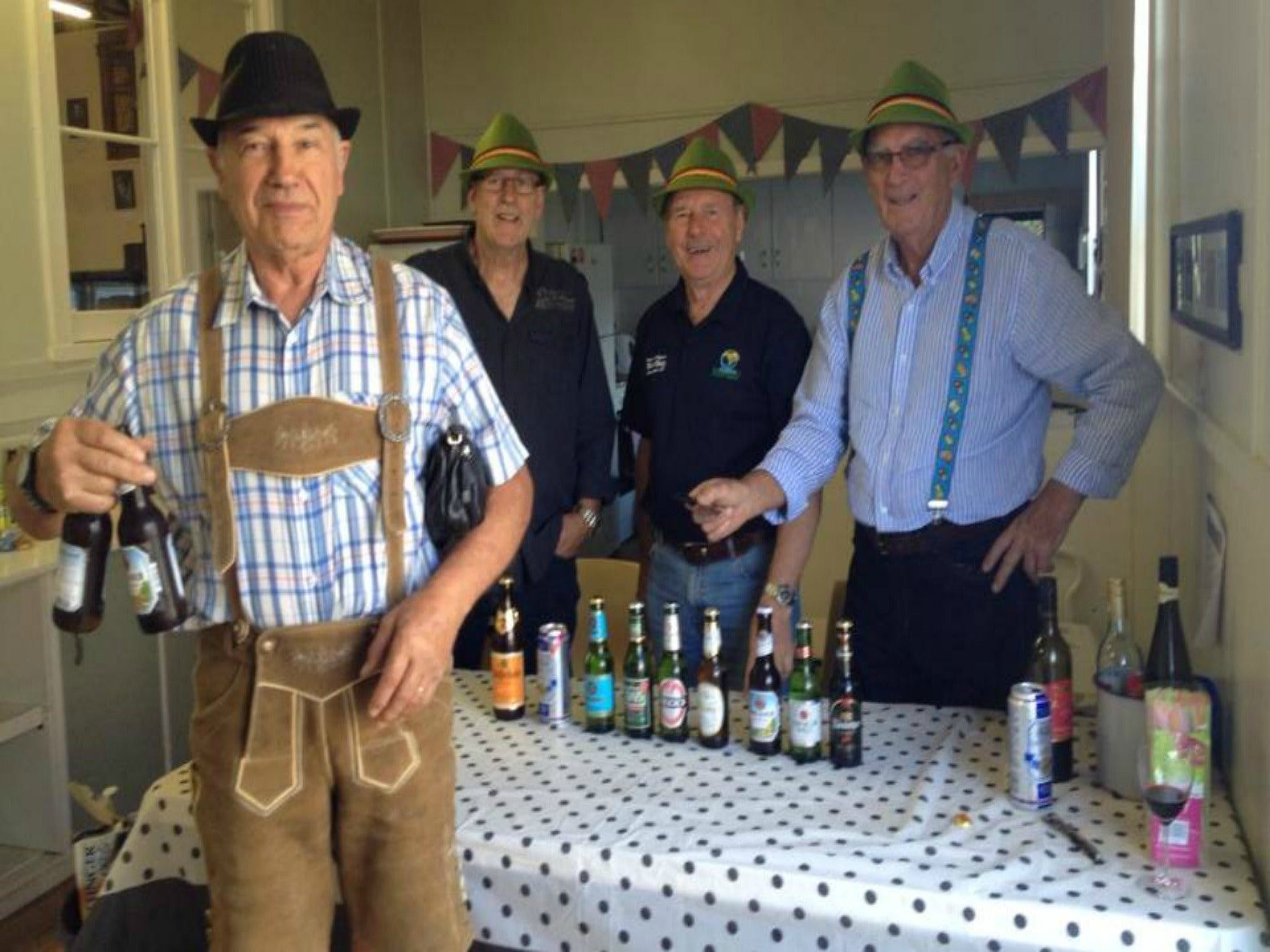 Oktoberfest Dungog - Accommodation Gladstone