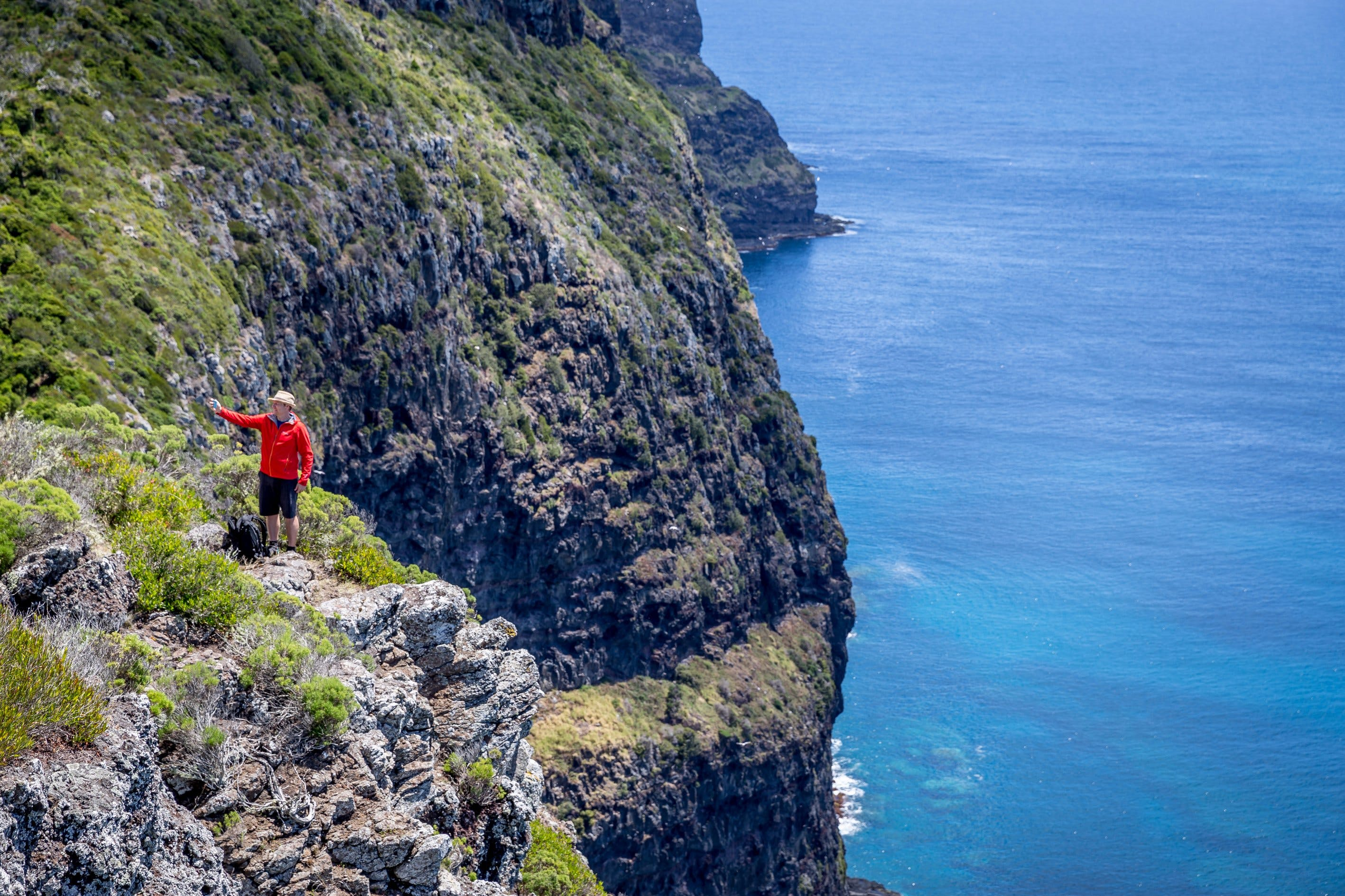 Seven Peaks Walk at Pinetrees Lord Howe Island - Accommodation Gladstone