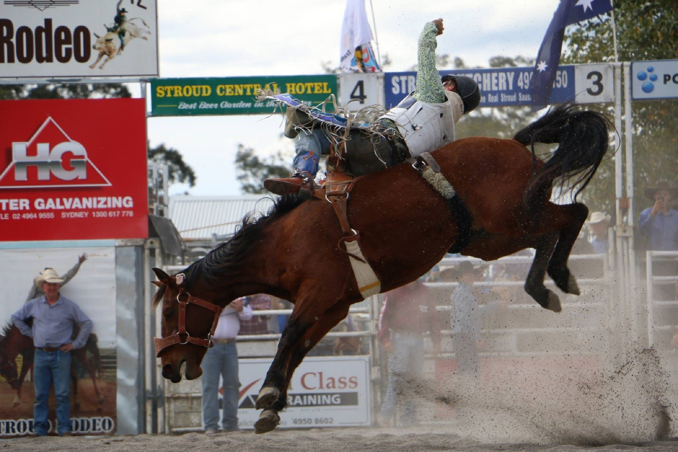 Stroud Rodeo and Campdraft - Accommodation Gladstone