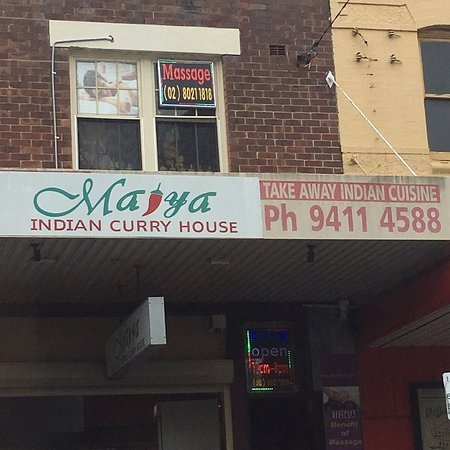 Maiya's Curry House - Accommodation Gladstone