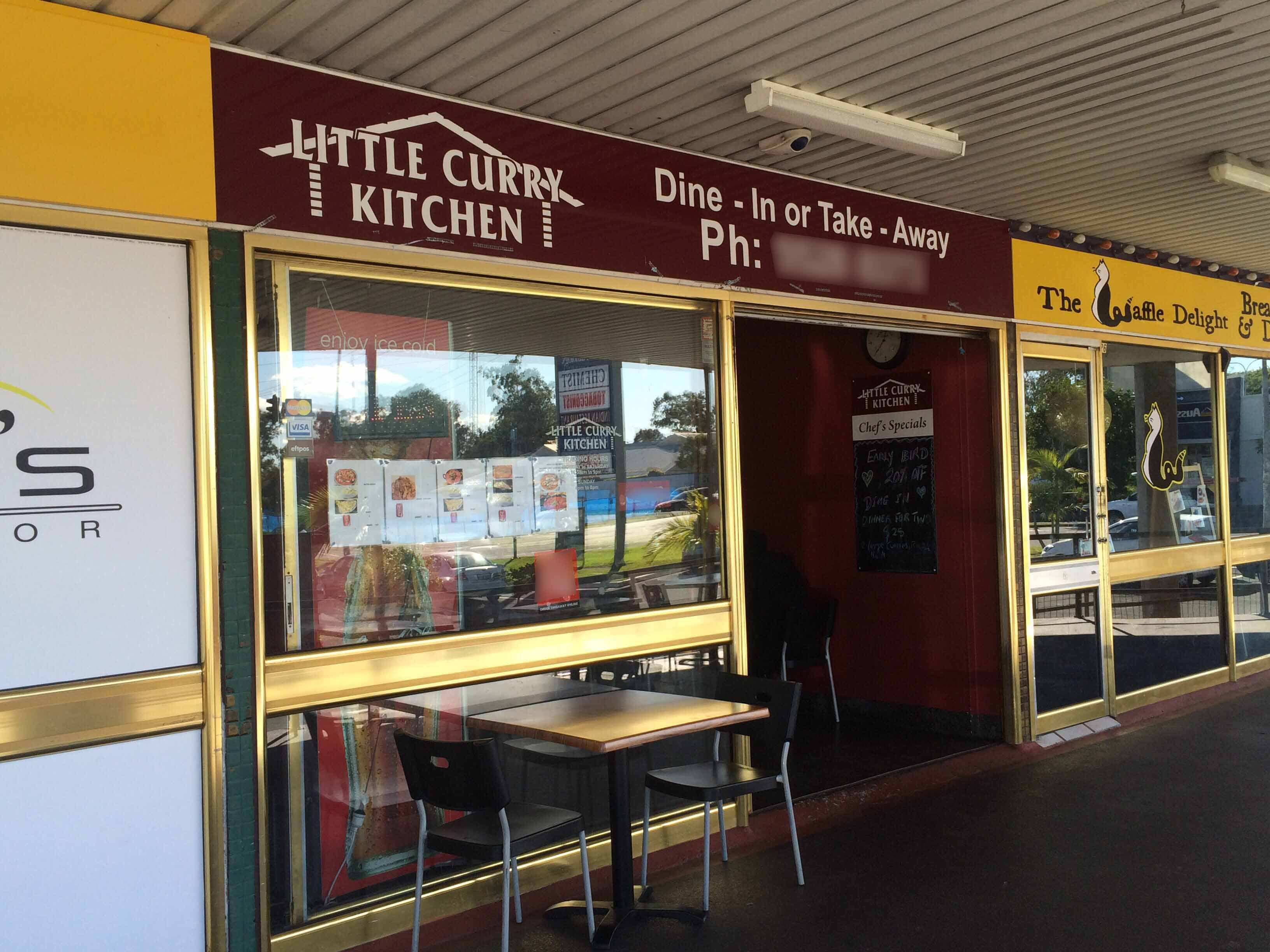 Little Curry Kitchen - Accommodation Gladstone