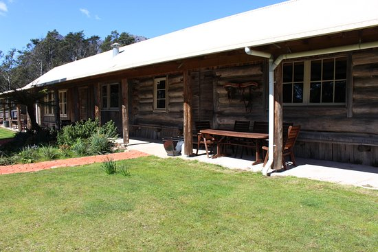 The Old Black Stump Restaurant  Function Room - Accommodation Gladstone