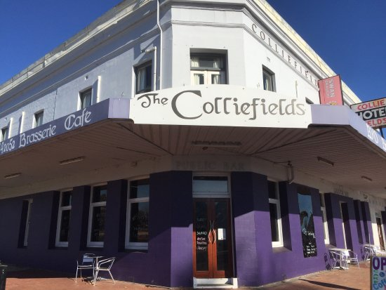 The Colliefields Coffee Shoppe / Tea House - Accommodation Gladstone