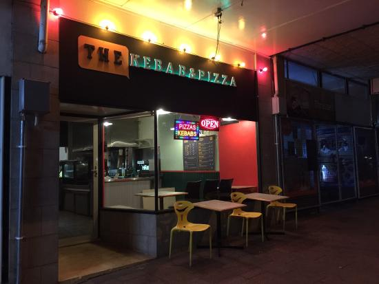 The Kebab  Pizza in Collie - Accommodation Gladstone