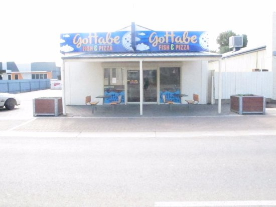 GOTTABEFISH - Accommodation Gladstone