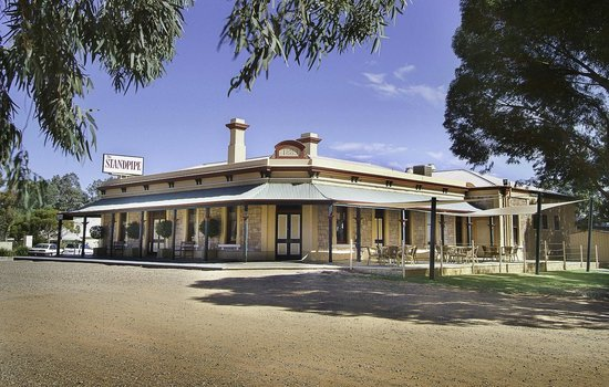Standpipe Golf Motor Inn - Accommodation Gladstone
