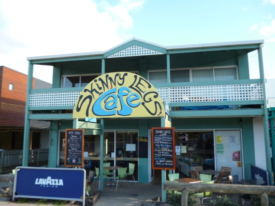 Skinny Legs Cafe - Accommodation Gladstone