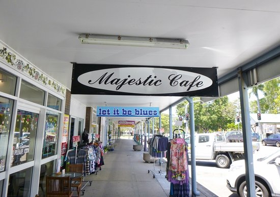 Majestic Cafe - Accommodation Gladstone