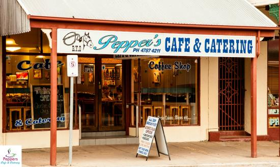 Peppers Cafe  Catering - Accommodation Gladstone