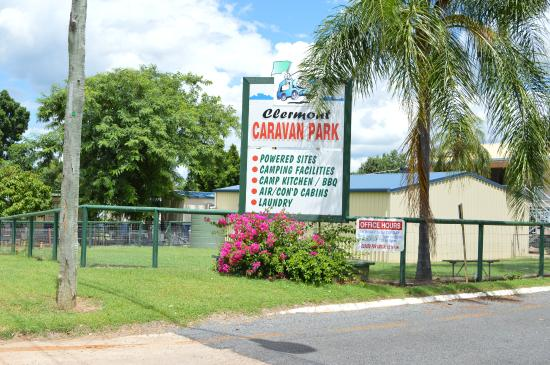 Clermont Caravan Park - Accommodation Gladstone