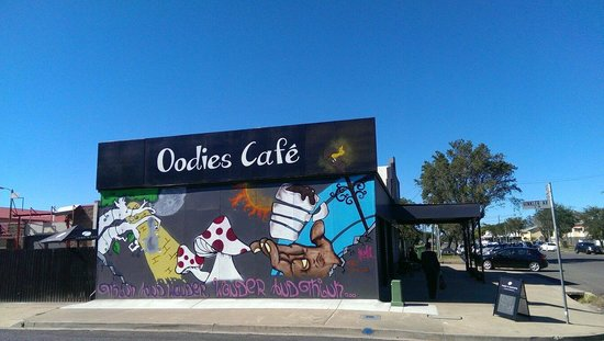 Oodies Cafe - Accommodation Gladstone