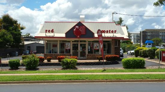 Red Rooster - Accommodation Gladstone