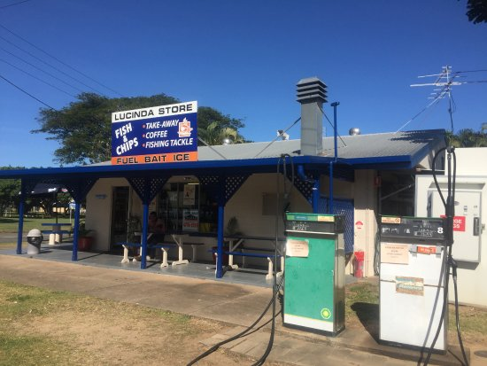 Lucinda Jetty Store  Take-Away - Accommodation Gladstone