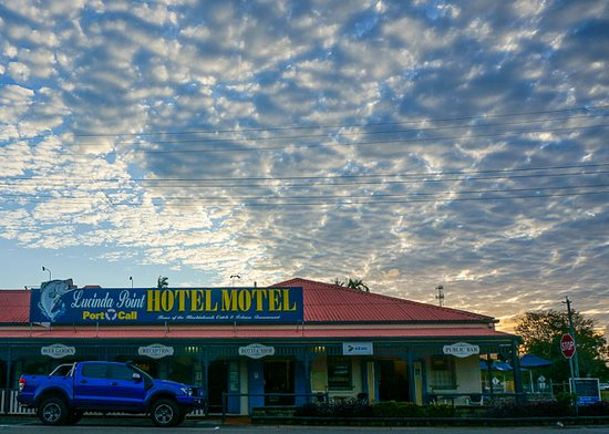 Lucinda Point Hotel Motel Restaurant - Accommodation Gladstone