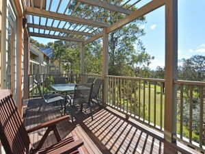 Villa Prosecco located within Cypress Lakes - Accommodation Gladstone