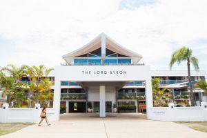 The Lord Byron - Accommodation Gladstone