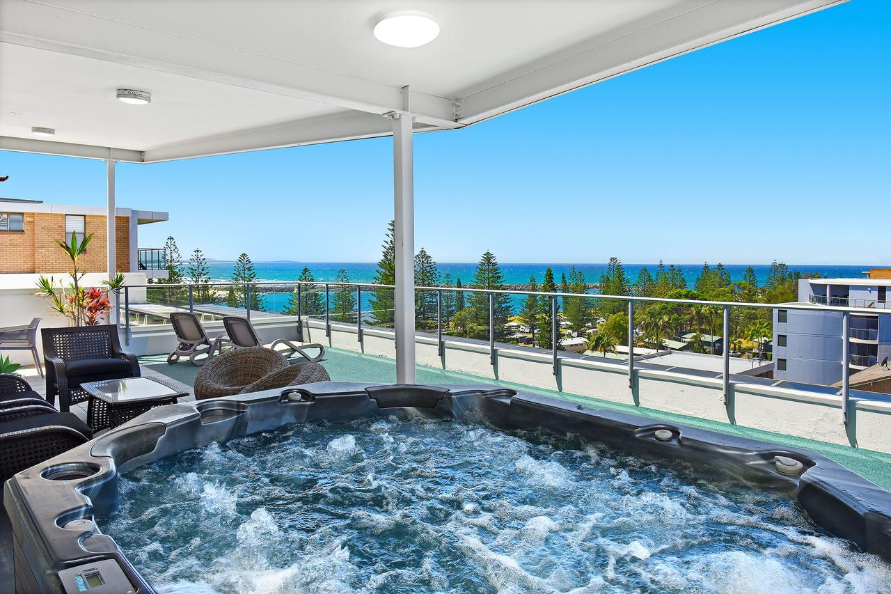 Macquarie Waters Boutique Apartment Hotel - Accommodation Gladstone