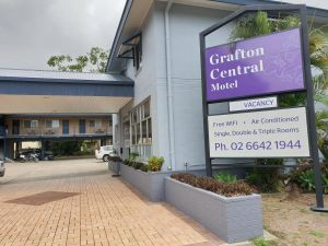 Grafton Central Motel - Accommodation Gladstone